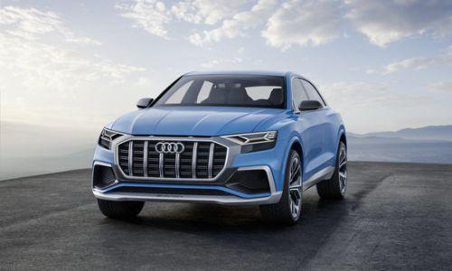 Detroit'in sürprizi en büyük Audi oldu