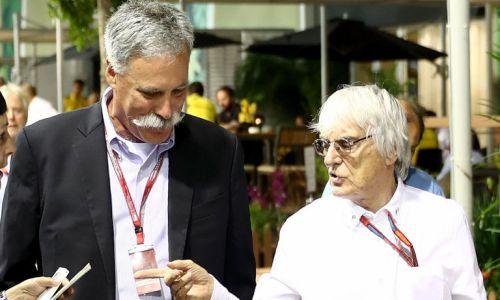 Formula1'de Ecclestone devri bitti