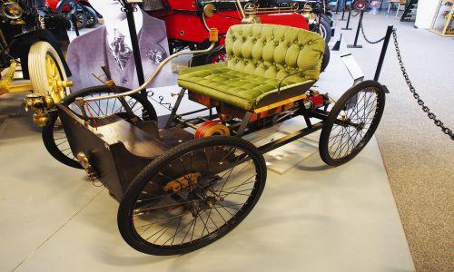 Bu Ford Quadricycle el emeği göz nuru