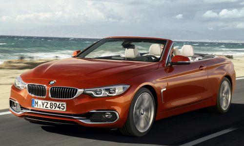 BMW 4 Serisi dört dörtlük oldu
