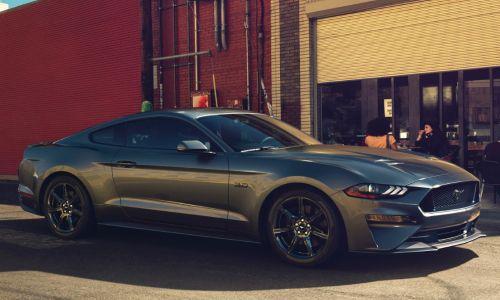 Ford Mustang 10 ileri otomatikle gelecek