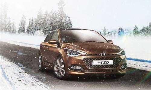 Yolda kalan Hyundai'lere yol yardım ücretsiz