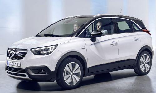 Opel Crossland X yıl bitmeden gelecek