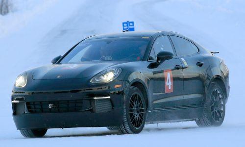 Coupe SUV sınıfına Porsche de giriyor