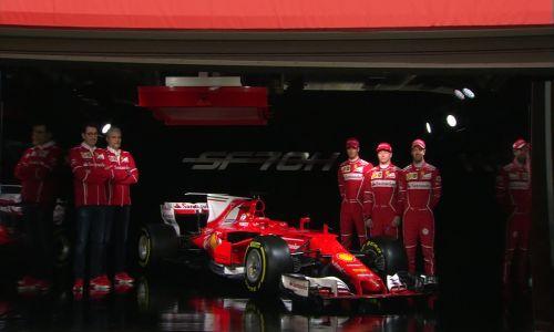 Ferrari'nin yeni Formula1 canavarı hazır