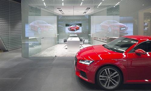 Audi City'yi 1.5 milyon kişi ziyaret etti