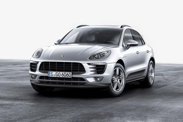 Porsche'nin kompakt SUV modeli Macan sınırlı sayıda geldi