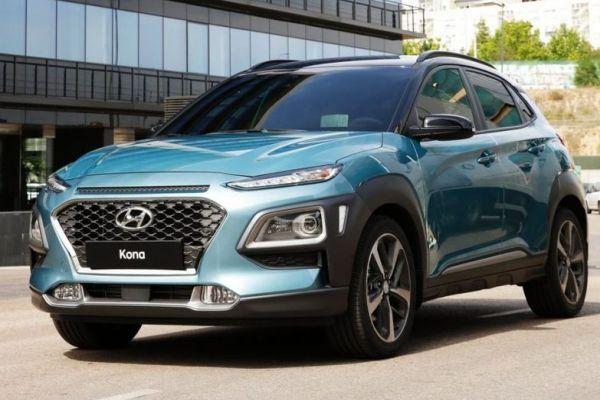 Hyundai Kona Eylül'de geliyor