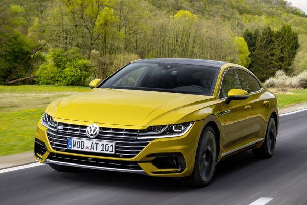 Volkswagen Arteon test sürüşü Almanya'da yapıldı