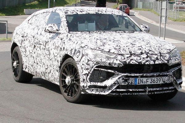 Lamborghini Urus önümüzdeki yıl yollarda olacak