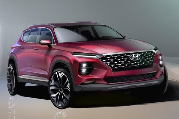 Yeni Hyundai Santa Fe böyle mi görünecek?