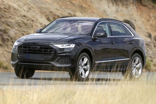 Coupe SUV sınıfının yeni üyesi Audi Q8 yıl bitmeden bayilerde