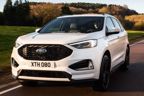 Yeni Ford Edge yılın ikinci yarısında 238 HP ile geliyor