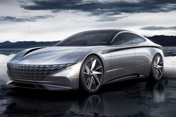 Hyundai tasarımlarında yeni dönem Le Fil Rouge konsepti ile başlıyor