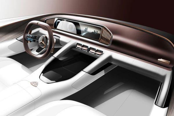 Yeni Mercedes-Maybach SUV geliyor