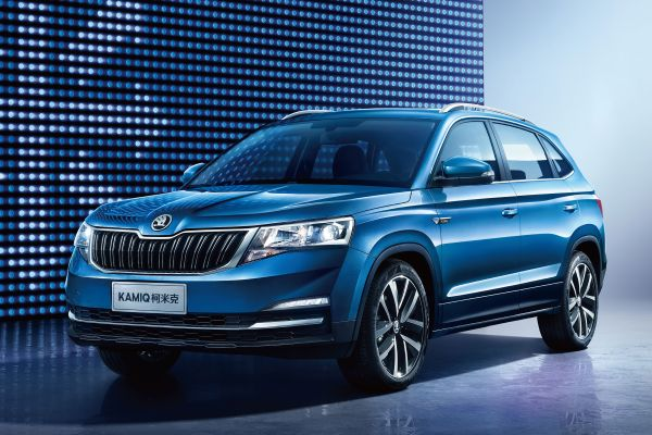 Yeni Skoda Kamiq SUV önce Çin'e sonra Avrupa'ya gelecek