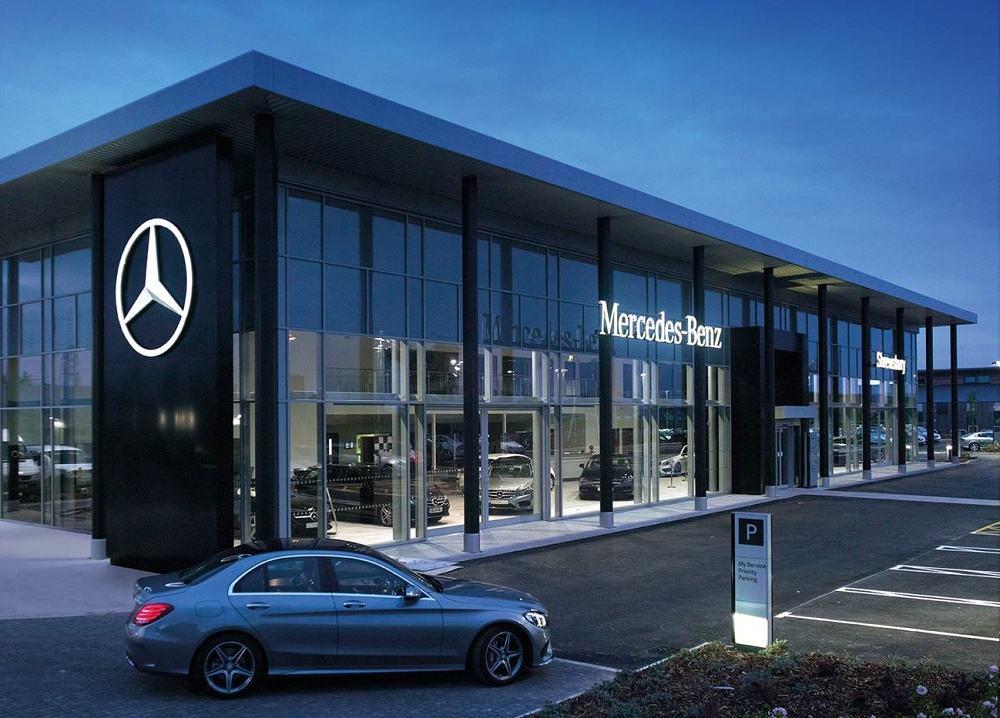 Mercedes, ABD pazarında satış ivmesi kaybediyor