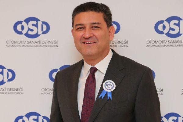OSD Başkanı Haydar Yenigün