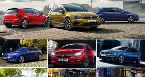 Volkswagen Golf karşılaştırma