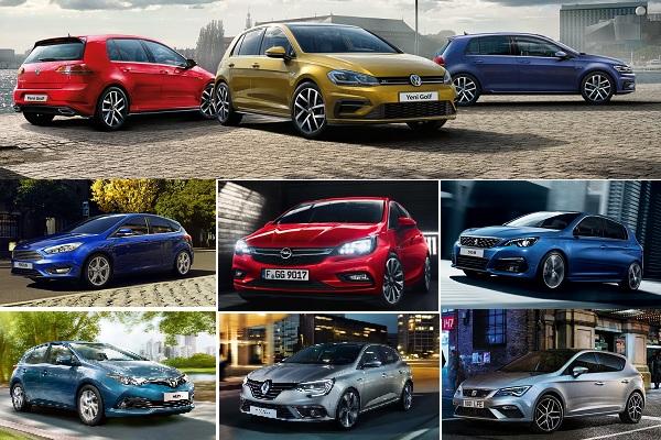 Volkswagen Golf'ü tüm rakipleriyle karşılaştırdık