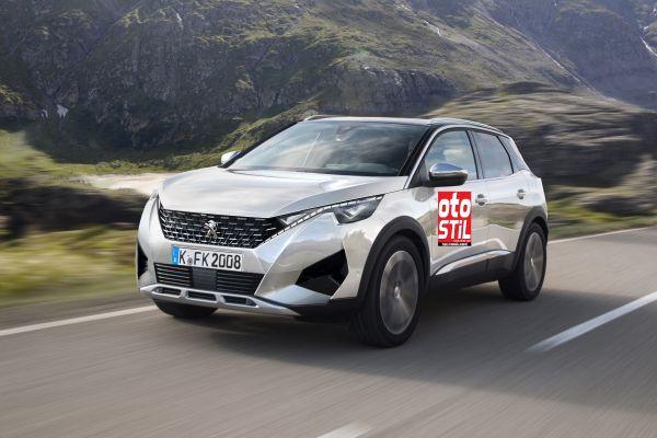 Peugeot 2008 2019 >> Yeni Peugeot 2008 2019 Peugeot fiyatları otostil dergisi