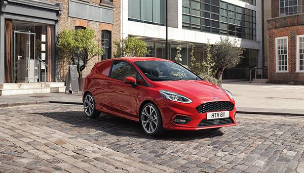 Ford Fiesta Van oldu 48 bin TL'ye yollara çıkacak