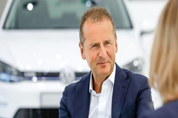 VW'nin yeni CEO'su garantiyi alınca Amerika'ya ifadeye gitti