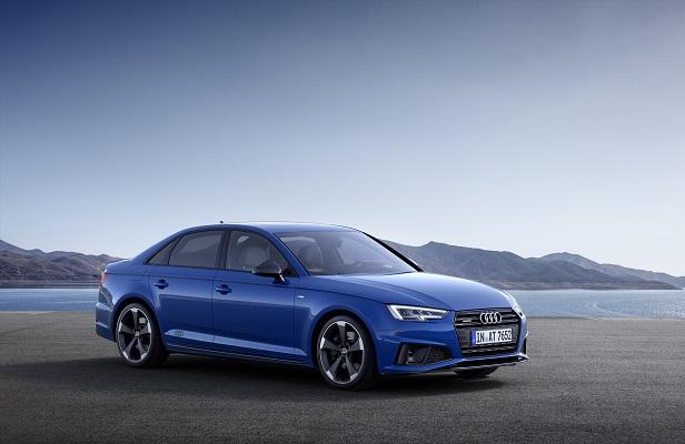 Makyajlı Audi A4 ve A4 Avant yıl sonu geliyor