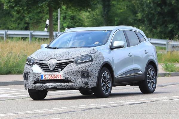 Yeni Renault Kadjar yeni motoruyla yıl bitmeden geliyor