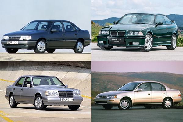 Yaşı 30'dan küçük olanlar bu otomobillerin önemini bilmez!