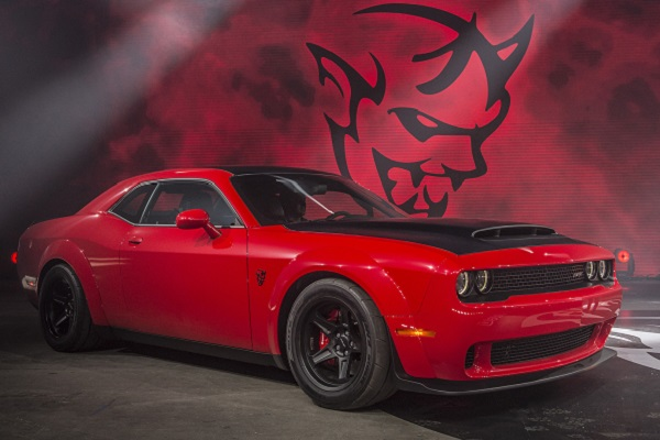 Satışlarda çakılan Dodge Demon üretimi hayal kırıklığıyla bitti