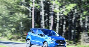 Ford Ecosport test