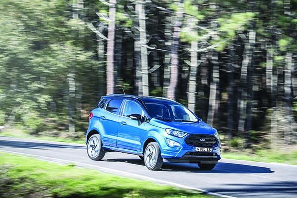 Yıldız olmak için yola çıktı Ford Ecosport otostil testinde