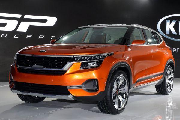 Kia'nin yeni SUV'u 2019 ikinci yarıda geliyor