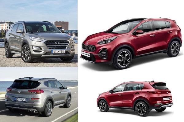 Yeni Hyundai Tucson mu? Yeni Kia Sportage mı?