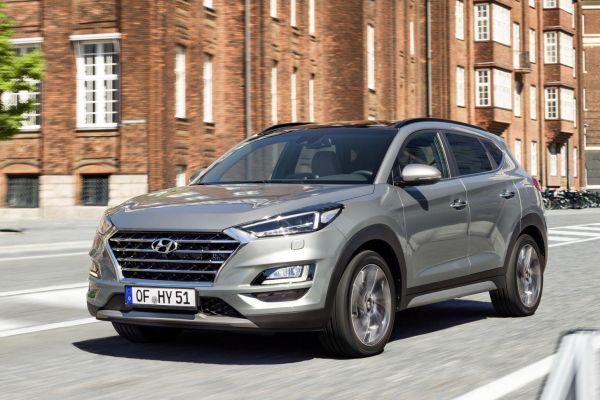 Eylül'de gelecek yeni Hyundai Tucson rakiplerine karşı!