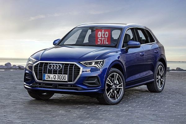 Yeni Audi Q3'ü görmek için yarına kadar beklemeyin!
