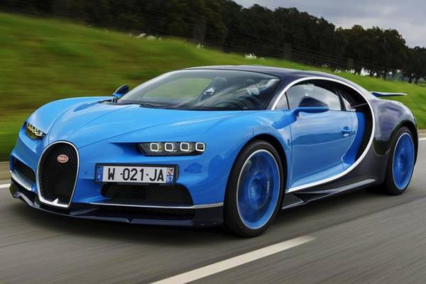 Bugatti geri çağırdığı iki Chiron için ilginç bir yol izleyecek