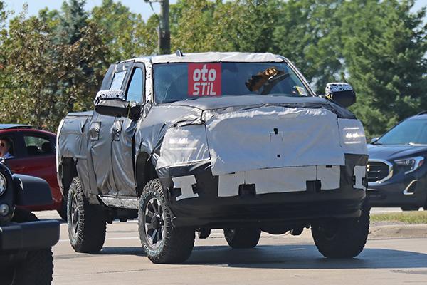 Dodge Ram Power Wagon 2020 yılında geliyor