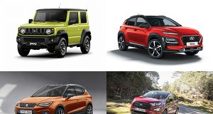 Suzuki Jimny karşılaştırması