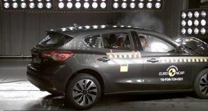 Ford Focus çarpışma testi