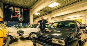 Volkswagen Golf koleksiyonu