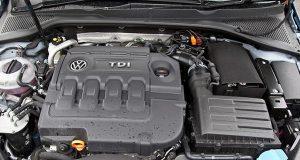 Volkswagen dizel üretimi