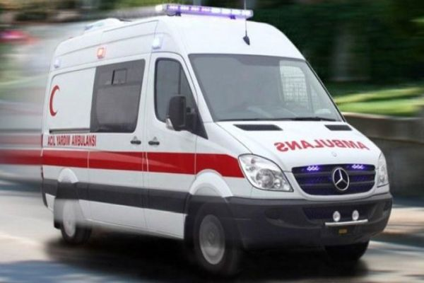 Ambulanslar hep saat 5'de mi kazaya gidiyor?
