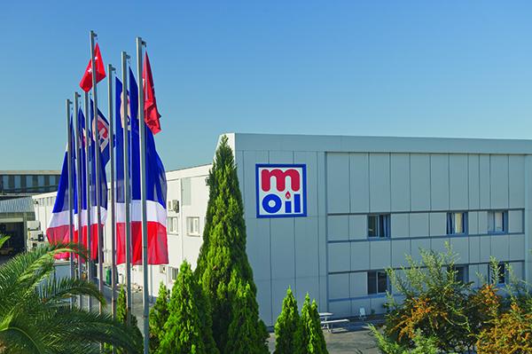 M OIL Madeni Yağ Fabrika Müdürü Kemal Balaban röportajı