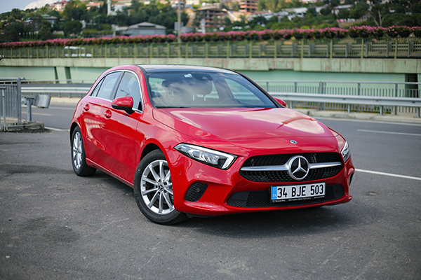 Mercedes yıldızına sahip olmanın ekonomisi olmaz
