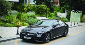 Mercedes CLS400d test