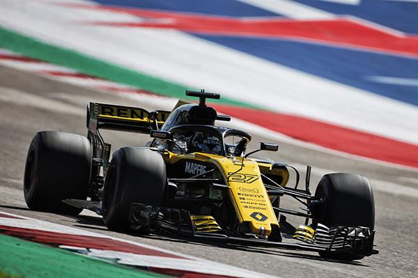 Renault'dan sezonun en iyi derecesini yaptı