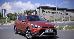 Hyundai i20 Active test
