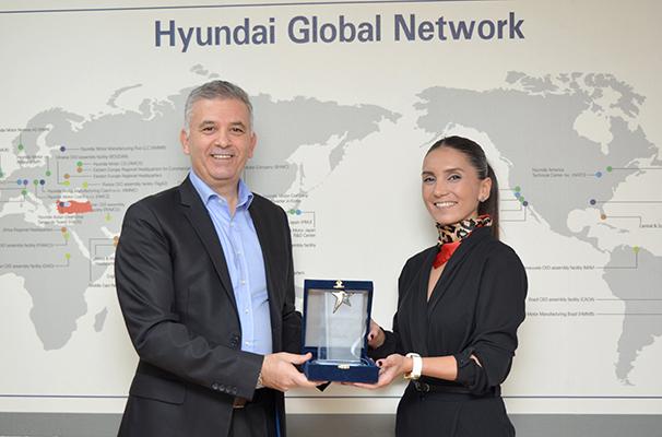 Hyundai Assan Dünya üçüncüsü oldu
